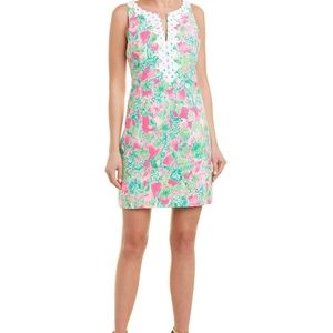Lilly Pulitzer Raz Berry Gabby Shift Dress NWT 0